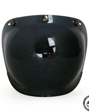 Roeg Bubble visor for Jett helmet, Smoke