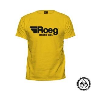 Roeg OG T-Shirt - Yellow