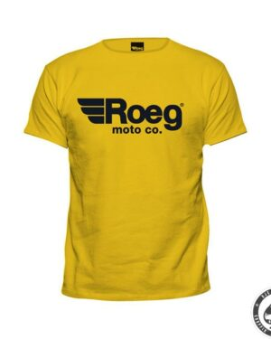 Roeg OG T-Shirt - Yellow
