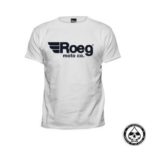 Roeg OG T-Shirt - White