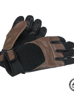 Biltwell Bantam Gloves, Chocolate/Black