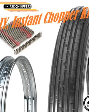 DIY Instant Chopper Kit, Avon/Chrome