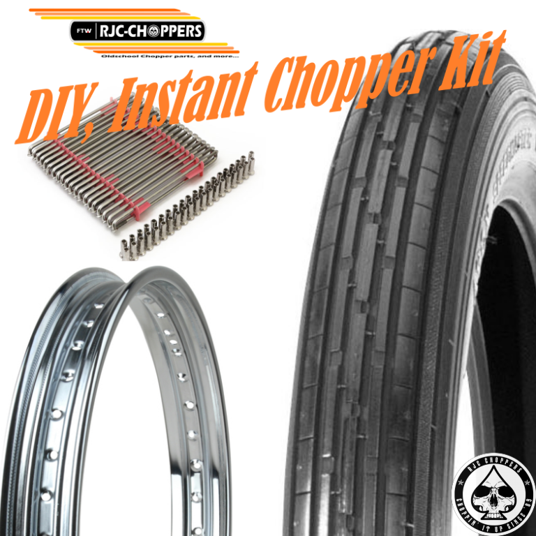 The online webshop for chopper and bobber parts based in the diy instant chopper kit avonchrome solutioingenieria Images