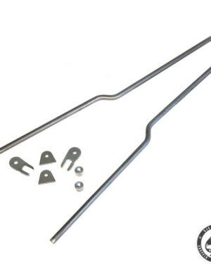 The Gasbox Sissy Bar Kit - The Traveler DIY