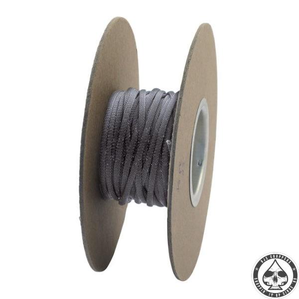 NAMZ, Black flexibele cable sleeving