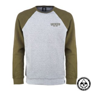 Dickies Hickery Ridge sweatshirt -Olive