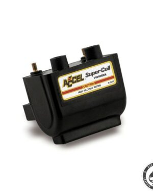 Accel HEI Super coil 4.7 Ohm, Black