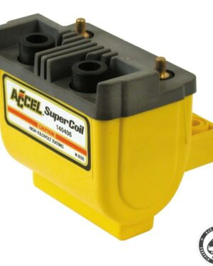 Accel HEI Super coil 4.7 Ohm, Yellow