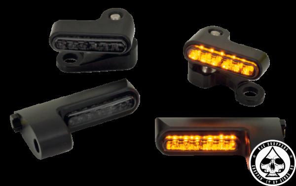 Otto di Cuori, LED turn Signals