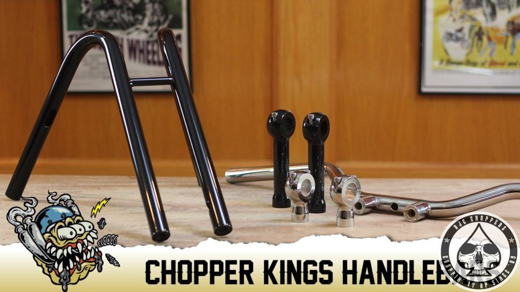 First Chopperkings handlebars are in!!!