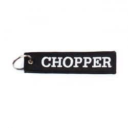 Chopper keychain