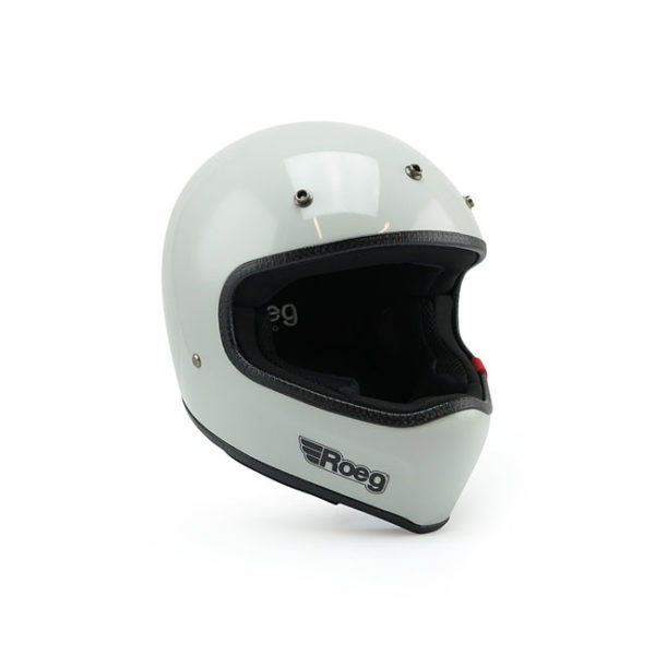Roeg Peruna Helmet - Fog White