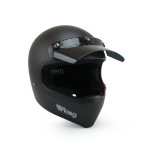 Roeg Peruna Helmet - Matte Black