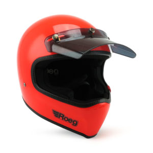 Roeg Peruna Helmet - Oompa Orange