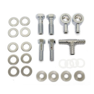 Universal Air cleaner breather kit