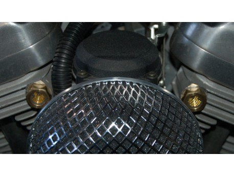 EMD Breather bolts, Sportster/Bigtwin