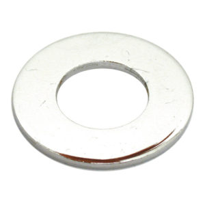 Chrome flat washer 5/8 Inch