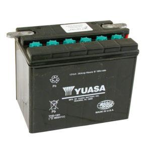Yuasa Battery, 12 V, 28Ah, 240cca