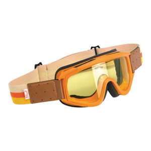 Biltwell Overland 2.0 Goggles, orange