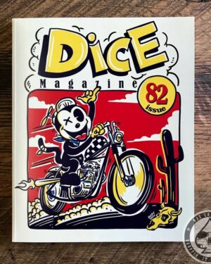 Dice magazine #82