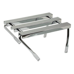 FLH Luggage rack, Chrome