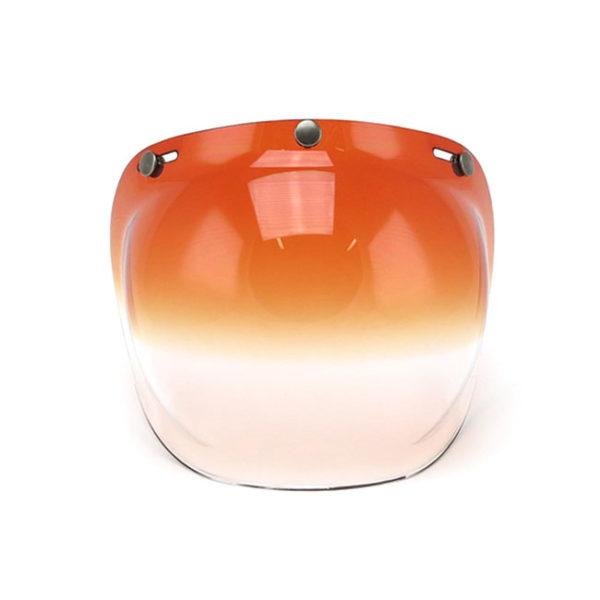 Roeg Bubble visor for Jett helmet, Brick