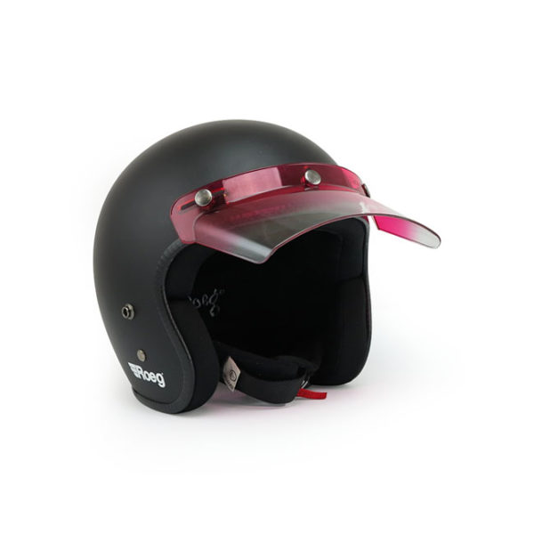 Roeg Sonny peak visor, Gradient Pink