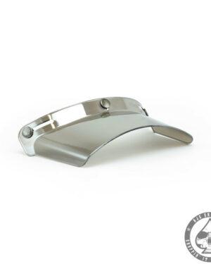 Roeg Sonny peak visor, Reflective Silver