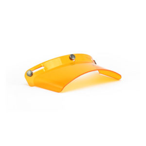 Roeg Sonny peak visor, Orange