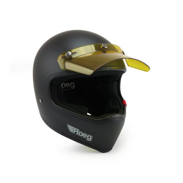 Roeg Sonny peak visor, Yellow