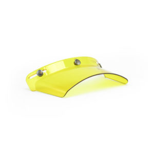Roeg Sonny peak visor, Yellow