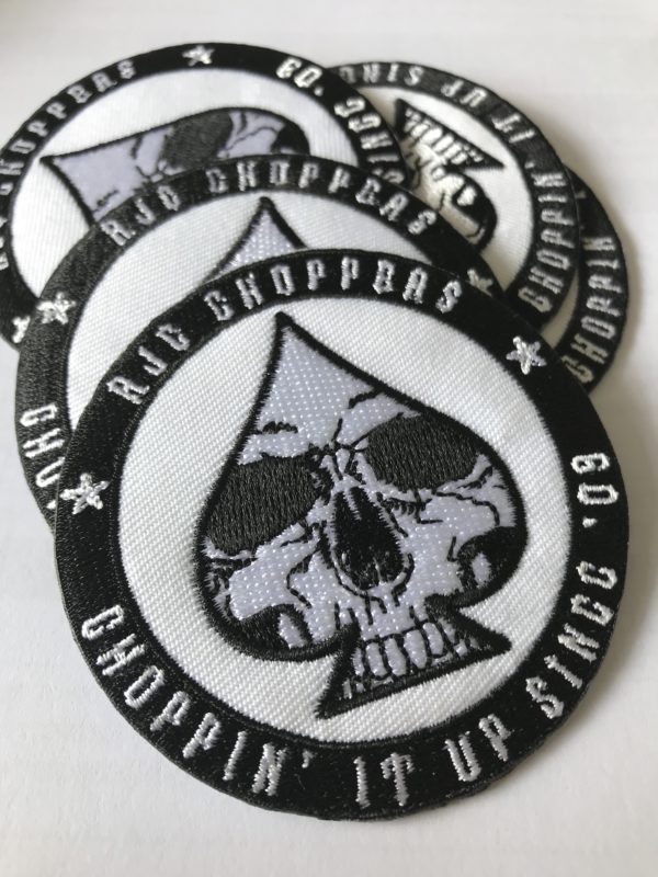 RJC Choppers Patch