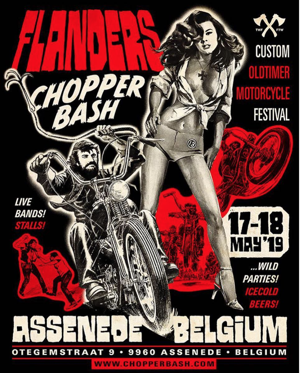 Flanders Chopper Bash 2019