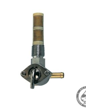 "Early style petcock 1/4""NPT, Right outlet"