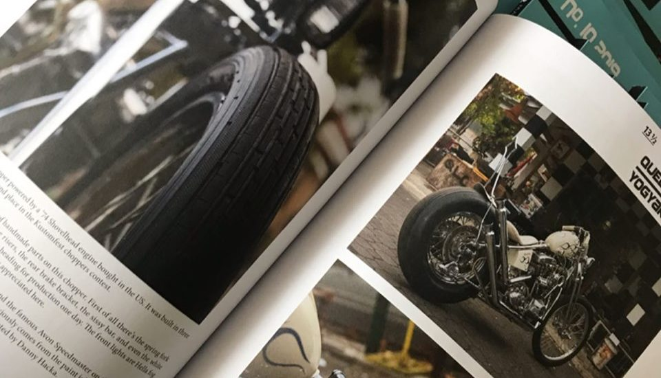The online webshop for all your chopper and bobber parts