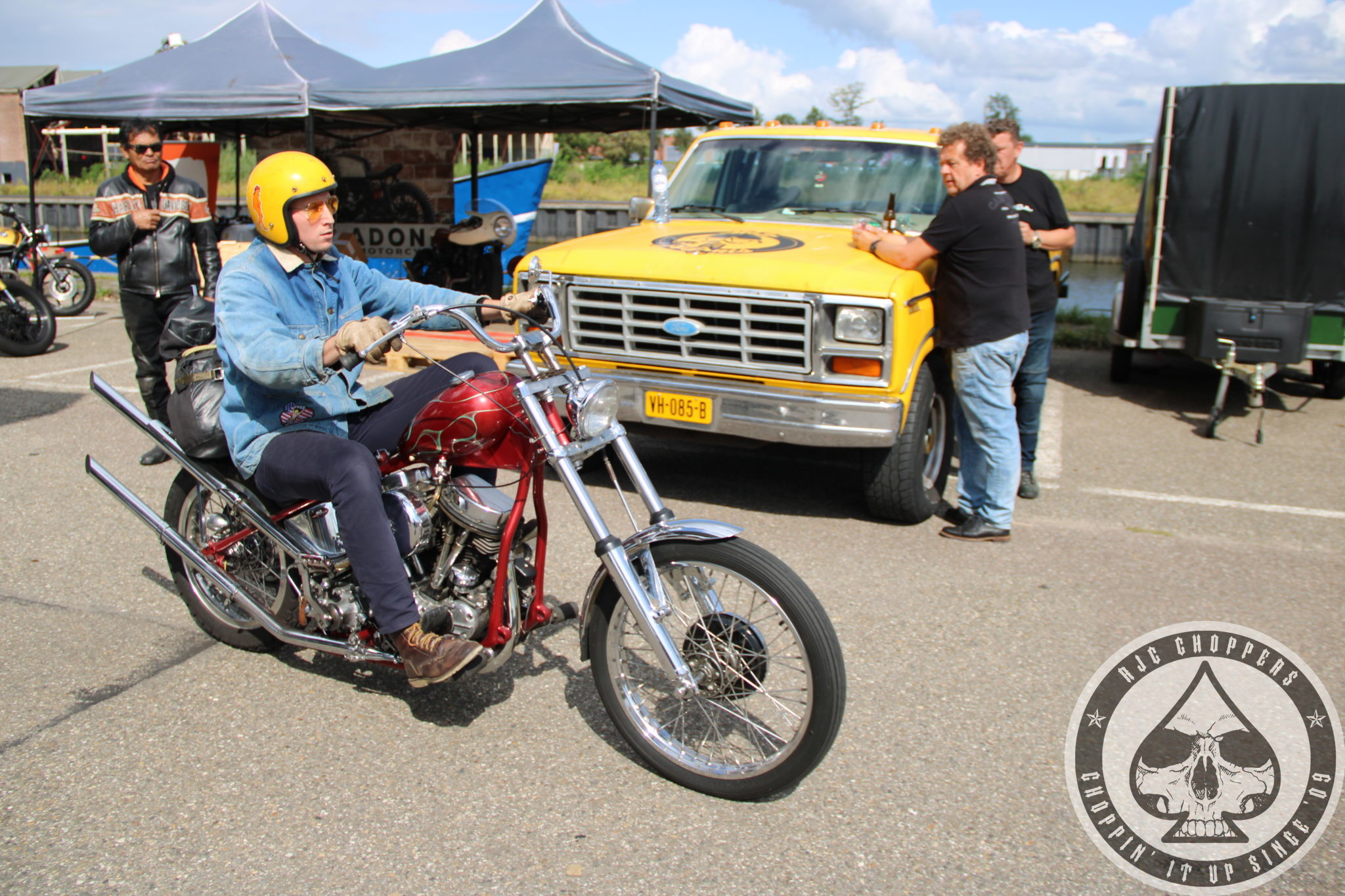 HeyDay Motorcycle fair 2019