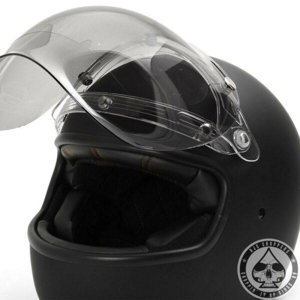 Flip Adapter for Bubble Visor, black